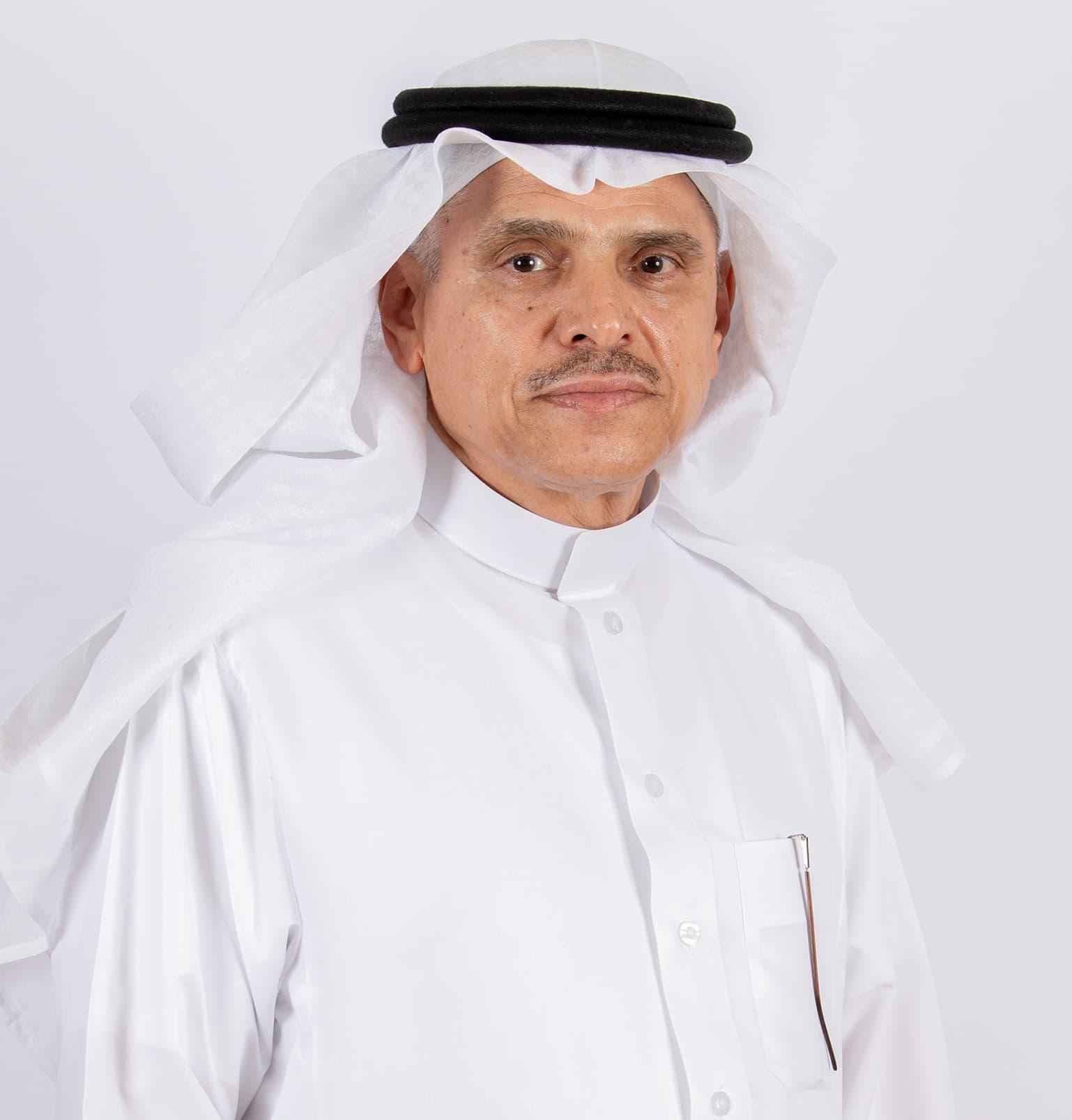 الأستاذ حمد سعود العمر