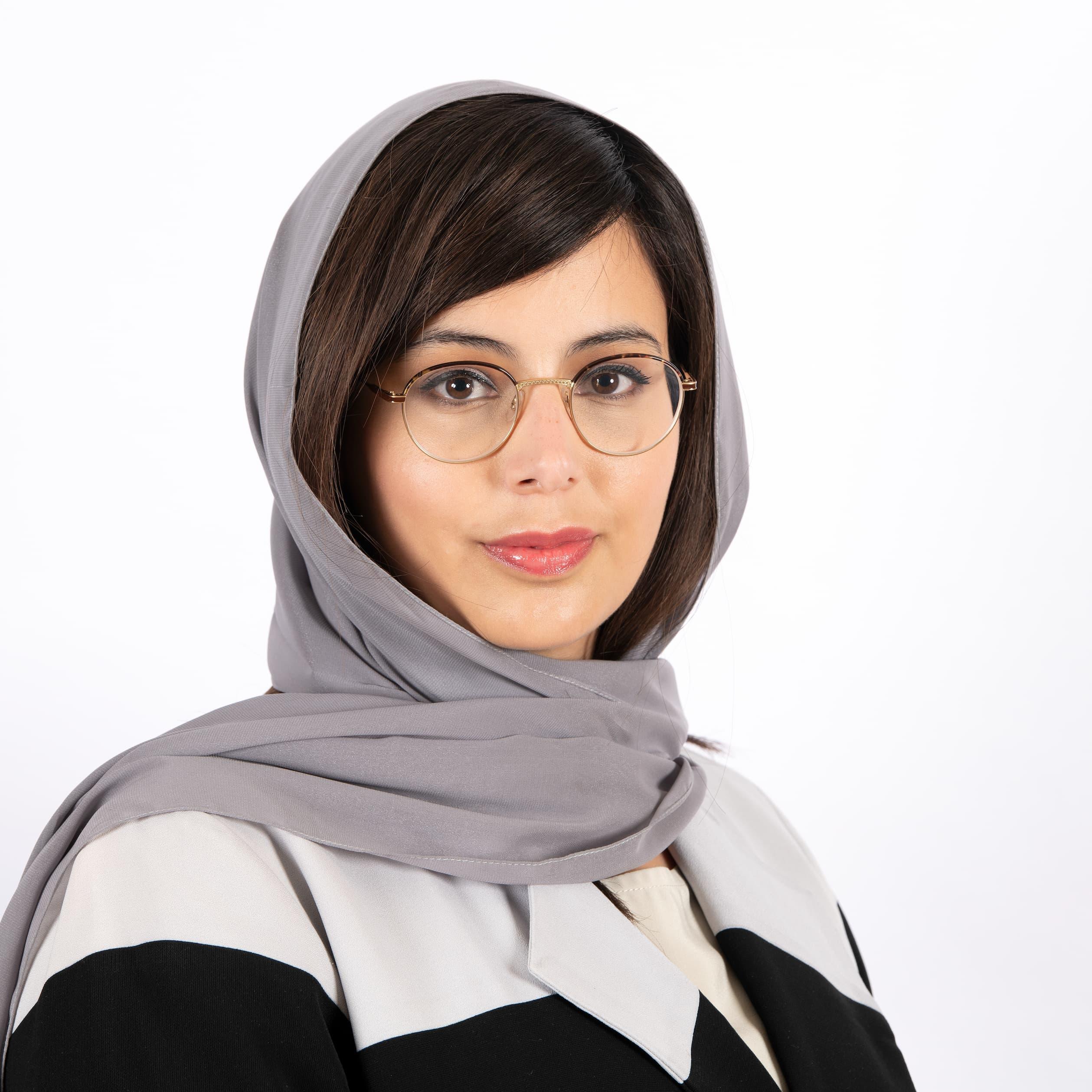 الأستاذة هيفاء عبدالرحمن الجديع