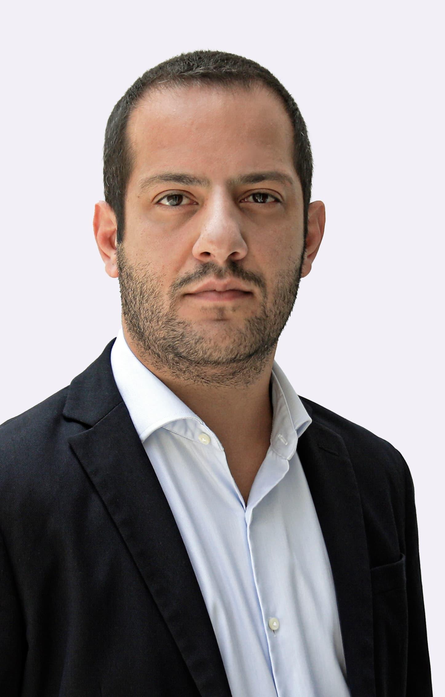 الأستاذ فادي أحمد مروه