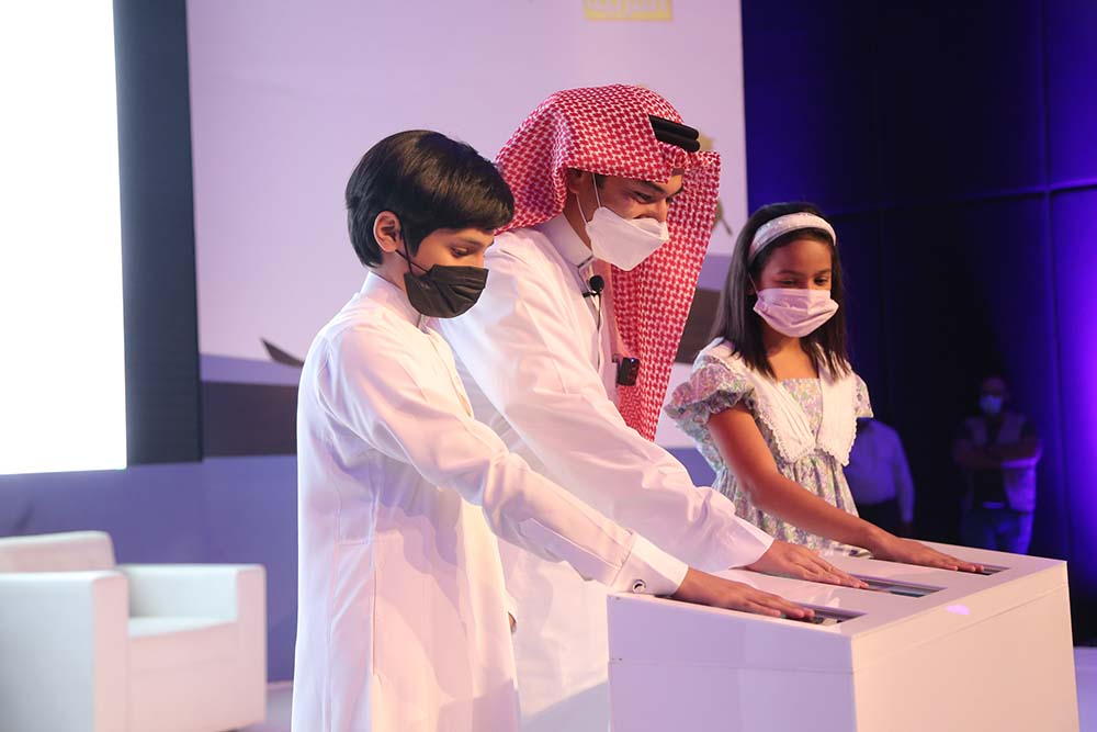 The Anticipated Inaugural Issue of Manga Arabia Kids Launched by SRMG