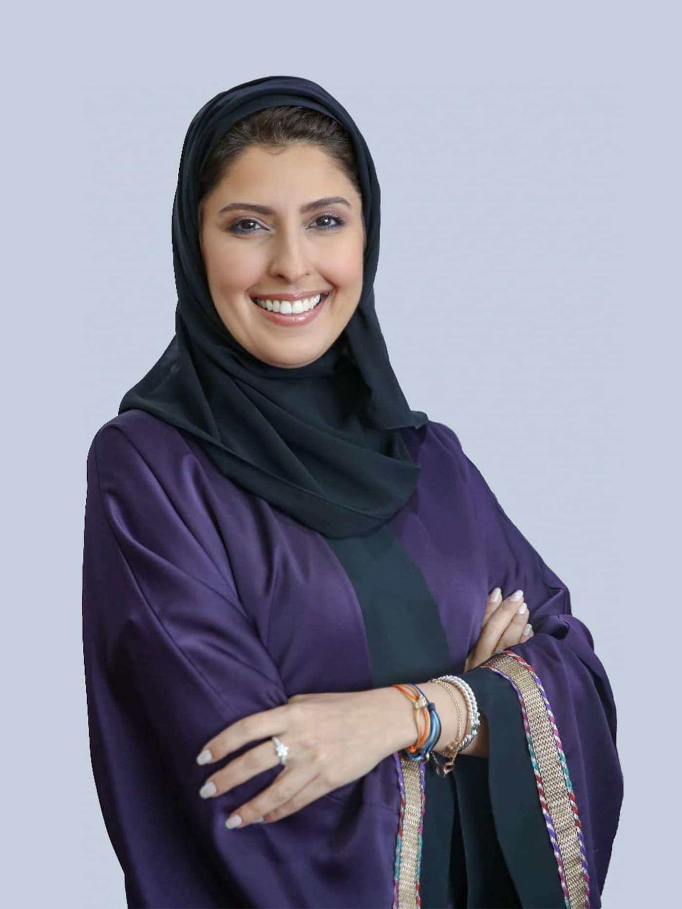 Lama Alshethri named editor-in-chief of Sayidaty magazine.