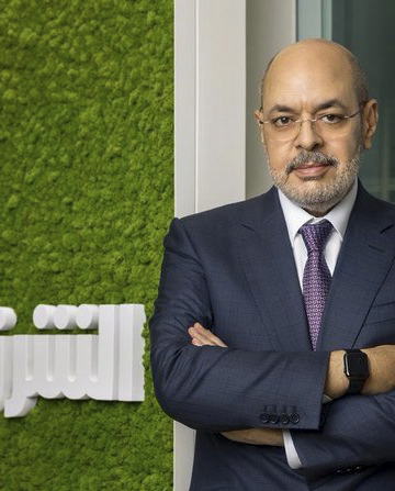 SRMG announces Nabil Khatib as general manager of Asharq